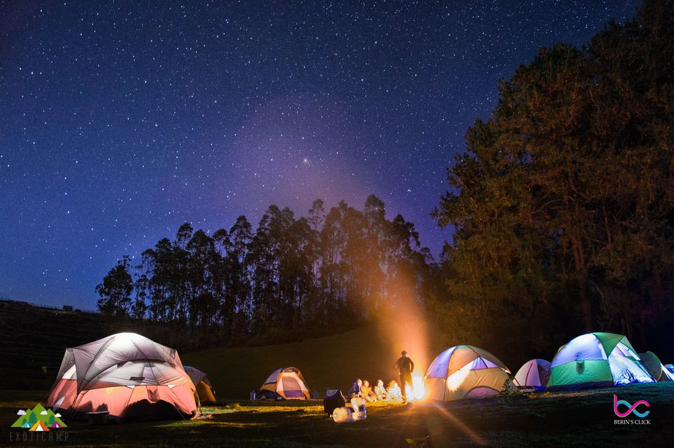 Tent Stay - Kodaikanal Hotels and Cottages